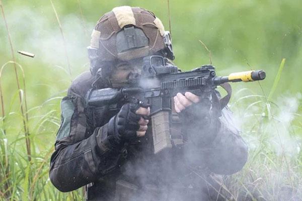 Japan america france millitary drill 2