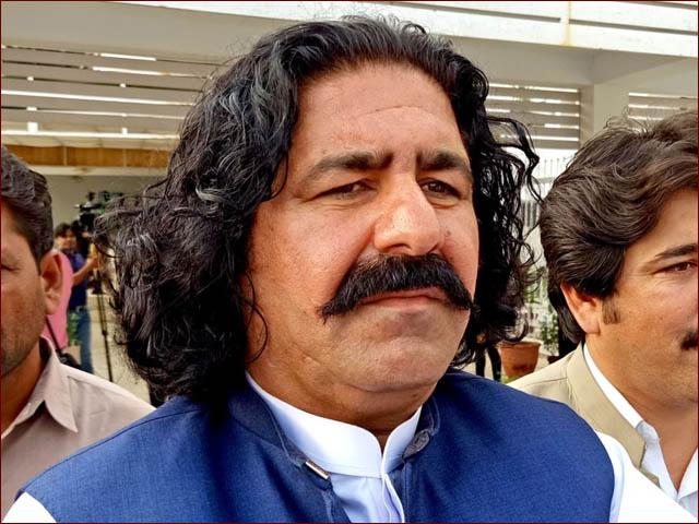 اشتعال انگیز تقاریر کیس میں علی وزیر کی درخواست ضمانت مسترد