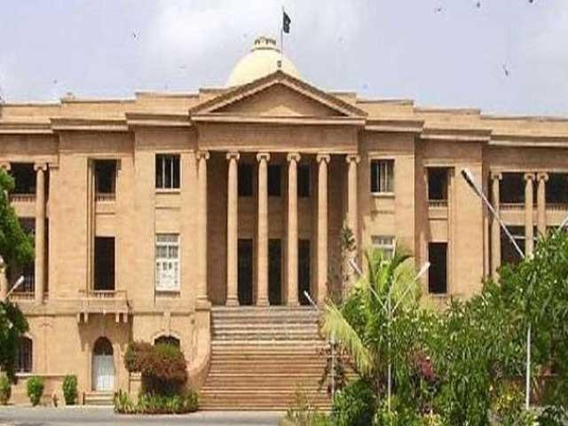 سندھ ہائی کورٹ کو ازخود نوٹس لینے کا اختیار نہیں، سندھ حکومت۔ (فوٹو: فائل)