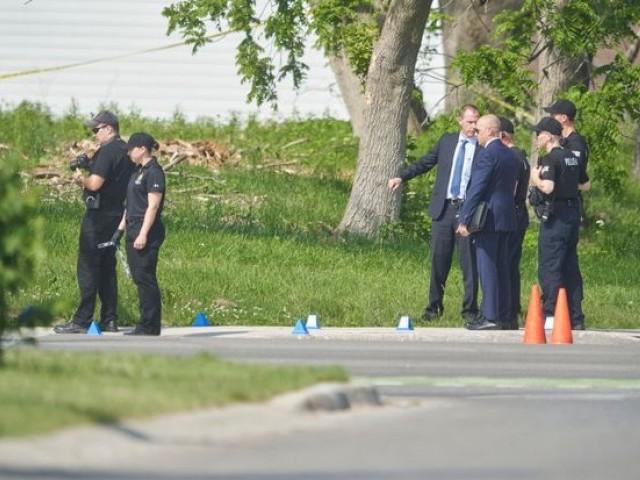ملزم نے جان بوجھ کرمسلمان خاندان پرحملہ کیا جب کہ ملزم کا یہ اقدام مذہبی منافرت پرمبنی تھا، کینیڈین پولیس۔ فوٹو: اے پی
