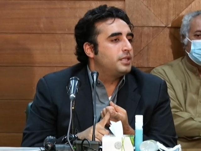 معیشت کو بچانا ہے تو عمران خان کی حکومت سے نجات حاصل کرنا ہوگی، چیئرمین پیپلز پارٹی فوٹو: فائل