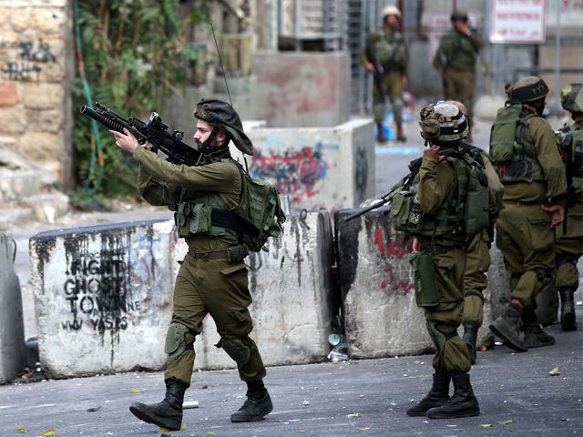 شہید افراد میں سے 2 کا تعلق فلسطینی ملٹری انٹیلیجنس سے ہے، فلسطینی حکام۔ فوٹو : فائل