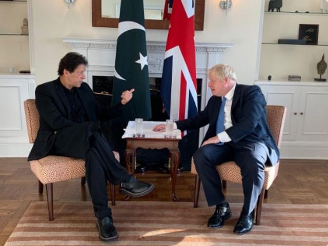 عمران خان کو 8 جولائی کو پاکستان اور انگلینڈ کے مابین ہونے والے پہلے ایک روزہ کرکٹ میچ دیکھنے کی بھی دعوت دی گئی ہے، ذرائع۔ فوٹو:فائل