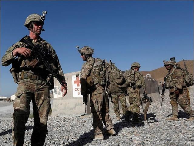 امریکا افغانستان چھوڑنے کے بعد بھی طالبان کا بڑھتا اثر دیکھ کر حملے کیلیے بمبار ڈرون اور جنگی طیارے بھیج سکتا ہے،رپورٹ (فوٹو : انٹرنیٹ)