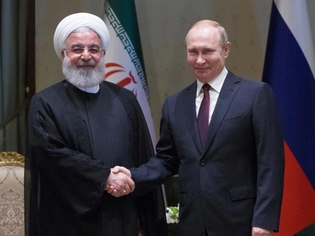 روسی ساختہ سیٹیلائٹ سے ایران امریکی اور اسرائیلی ملٹری بیس پر گہری نظر رکھ سکے گا، امریکی ماہرین