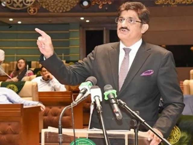 1477 billion budget presented in Sindh Assembly, loud noise in the House