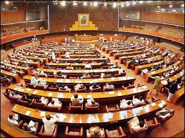 اسپیکر نے مفاہمت کی غرض سے ہی حکومتی و اپوزیشن کے 7 ارکان پر اجلاس میں لگائی گئی پابندی ہٹائی۔ (فوٹو: انٹرنیٹ)