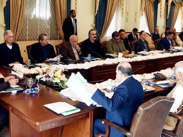 اجلاس میں شیریں مزاری اور علی اعوان الجھے، جب کہ جی ڈی اے کی سائرہ بانو اور اسلم خان میں بھی تلخ کلامی ہوئی، فوٹو:فائل