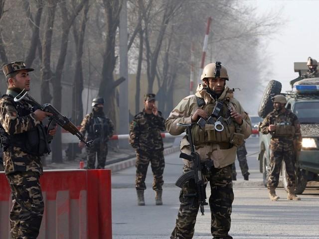 ہلاک کمانڈوز کا تعلق آرمی کی اسپیشل یونٹ سے تھا، افغان میڈیا