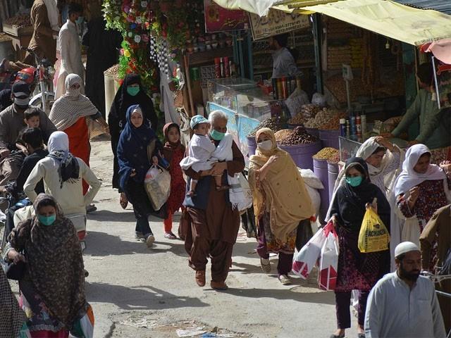 افغانستان میں پہلے سے موجود پاکستانیوں کو واپس آنے کی اجازت ہوگی، این سی او سی