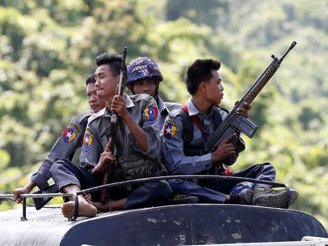 میانمار میں بڑے پیمانے پر خانہ جنگی کا حقیقی خطرہ ہے، خصوصی سفیر اقوام متحدہ