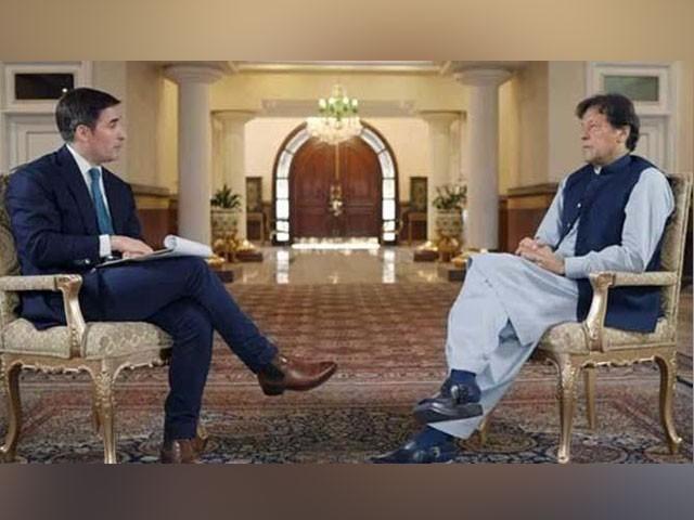 ہم امریکا کو پاکستانی سرزمین سے افغانستان میں کسی بھی طرح کی کارروائی کیلئے کوئی اڈہ نہیں دیں گے، عمران خان