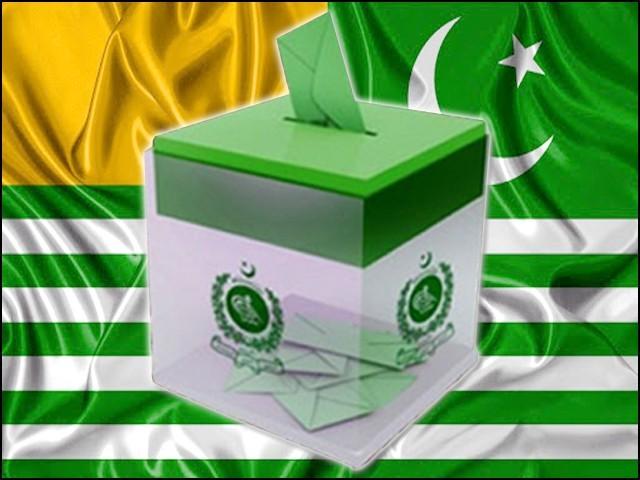 پاکستانی قیادت اور سیاسی جماعتیں آزاد کشمیر انتخابات میں اپنی مداخلت ختم کریں۔ (فوٹو: فائل)