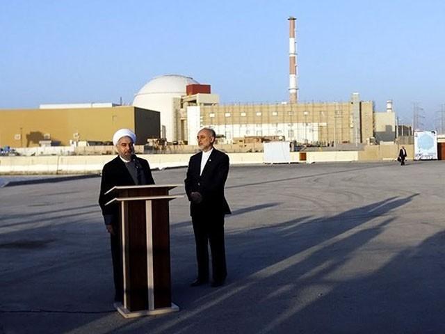 ایران کا جوہری گھر 2011 میں روس کی مدد سے قائم کیا گیا تھا، فوٹو: فائل