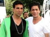 شاہ رخ خان اور اکشے کمار نے صرف 'دل تو پاگل ہے' میں ایک ساتھ کام کیا ہے