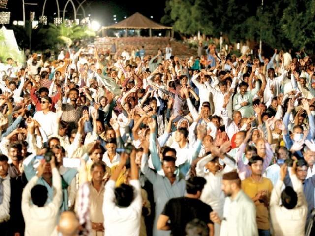 مظاہرین نے واقعے سے لاتعلقی پر بھارتی وزیر اعظم نریندرمودی اوران کی بھارتیہ جنتا پارٹی حکومت کے خلاف شدیدنعرے بازی کی۔ فوٹو: فائل