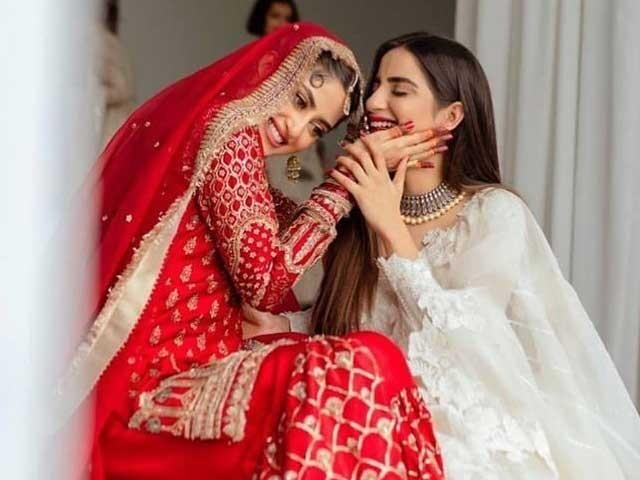 شادی کے لیے کوئی مخصوص وقت یا عمر ہوتی ہے جب اچھا انسان مل جائے آئے تو وہی وقت ہوتا ہے شادی کرنے کا، صبور علی فوٹوفائل