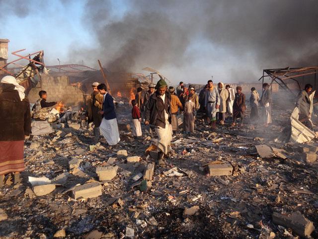 یمن میں سعودی اتحادی افواج اور جنگجوؤں میں گھمسان کی جنگ، 111 ہلاکتیں thumbnail