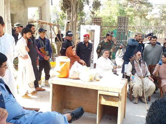 بلوچستان کے اپوزیشن ارکان کا حکومت سے مزاکرات کرنے سے انکار thumbnail