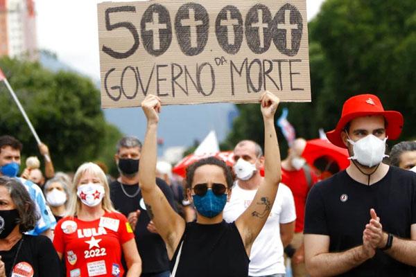 Brazil protest 1