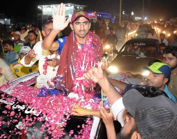 Welcome to Shahnawaz Dahani's hometown Larkana – Express Urdu