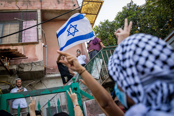 Israel expulsion palestine from sheikh jarrah 1
