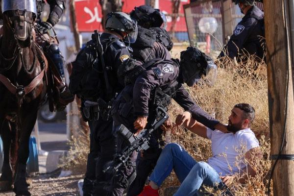 Israel expulsion palestine from sheikh jarrah