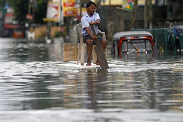 Srilanka flood killed 14 3