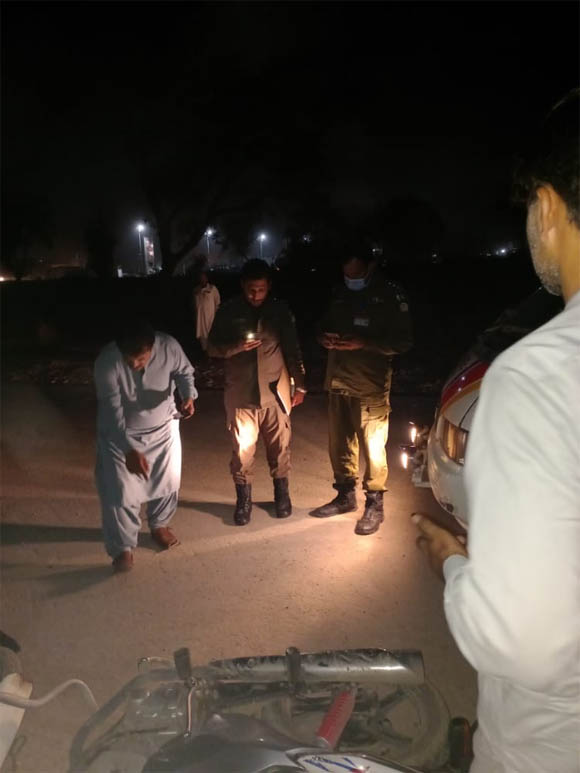 TWO POLICE MEN KILLED ISLAMABAD 2