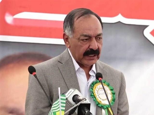 گورنر بلوچستان امان اللہ یاسین زئی نے استعفیٰ دے دیا