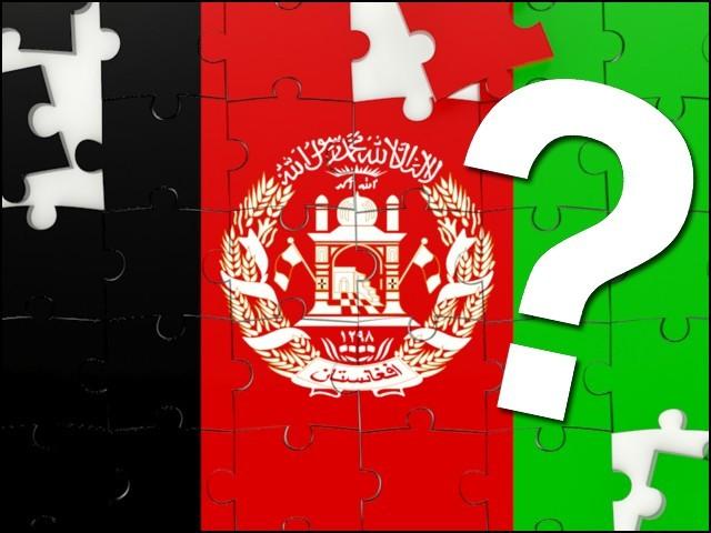 افغانستان کا مسئلہ ایک سیاسی مسئلہ ہے۔ (فوٹو: فائل)