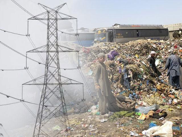 چینی فرم کراچی میں سالڈ ویسٹ مینجمنٹ  کے تحت ایک مشینری پلانٹ بھی قائم کرے گی
