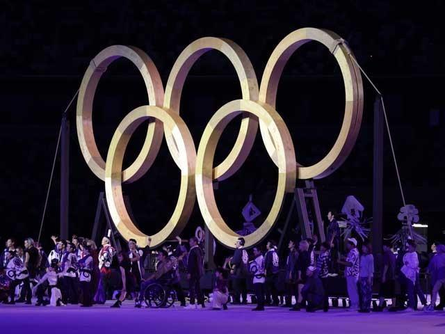 ناگزیر حالات کے باجود پاکستان ٹوکیو اولمپکس کے 6 کھیلوں میں شرکت کرے گا فوٹو : اے ایف پی