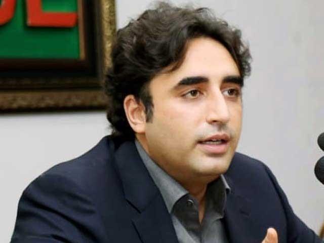 اپوزیشن کی کوشش ہونی چاہیے آزاد کشمیر میں عمران خان کی حکومت نہ بنے ، بلاول بھٹو زرداری  فوٹو: فائل
