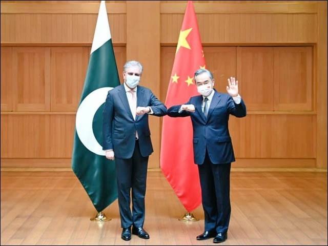 پاکستان، چین کی ون چائنہ پالیسی، تائیوان، سنکیانگ، تبت، ہانگ کانگ اور جنوبی چین کے سمندر پر چین کی حمایت جاری رکھے گا (فوٹو : ٹویٹر)