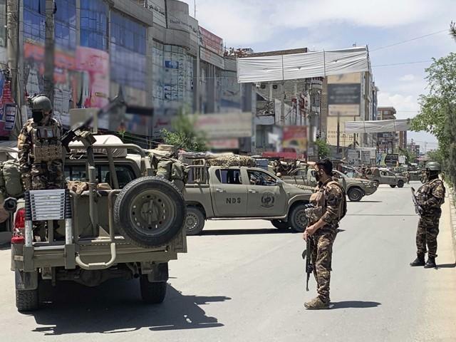 کرفیو نافذ کرنے کا مقصد طالبان کے حملوں اور ان کی نقل و حرکت کو روکنا ہے، افغان وزارت داخلہ