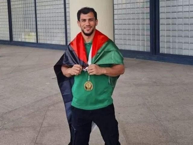 فتحی نوران اس قبل بھی اسرائیلی کھلاڑی کے ساتھ کھیلنے سے انکار کرچکے ہیں، فوٹو: فائل