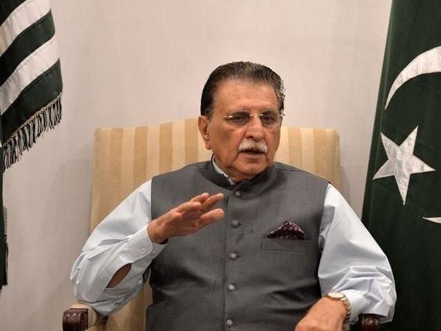 آزاد کشمیر کے وزیراعظم اور (ن) لیگی کے امیدوار 15 ہزار 590 ووٹ لے کر کامیاب ہوئے