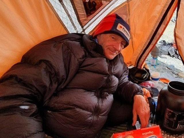 اسکاٹش کوہپیما کی لاش مل گئی، فوٹو: پارٹنر ریلیف اینڈ ڈیلوپمنٹ