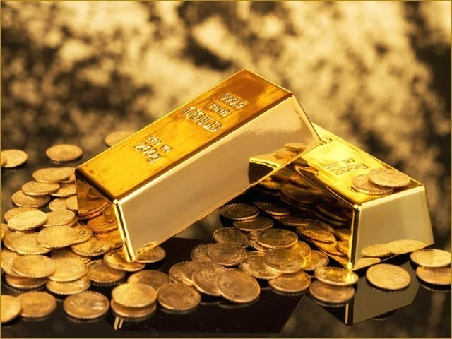 فی تولہ سونے کی قیمت ایک لاکھ 9350 روپے ہوگئی