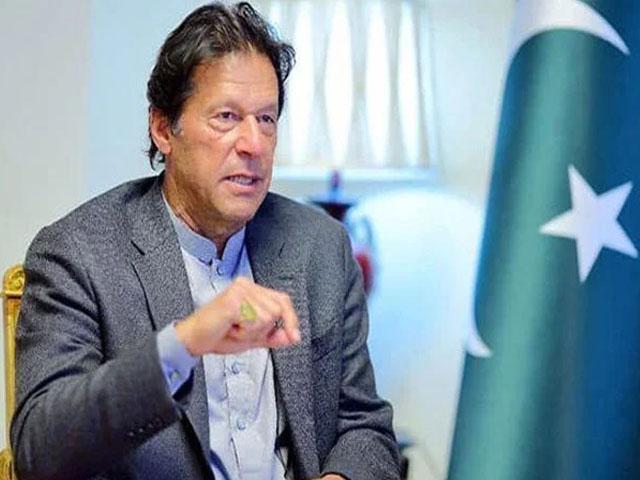 میرے بیان کو سیاق و سباق سے ہٹ کر لیا گیا، عمران خان (فوٹو: فائل)