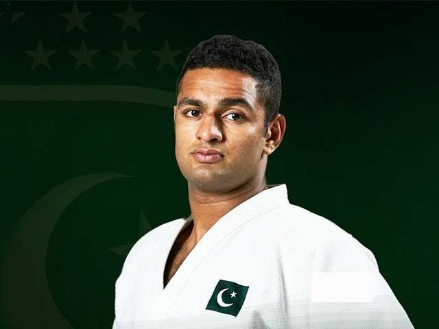 اب تک پاکستان کے پانچ اتھلیٹس کھیلوں کے اس عالمی میلے سے باہر ہوچکے ہیں فوٹو: فائل