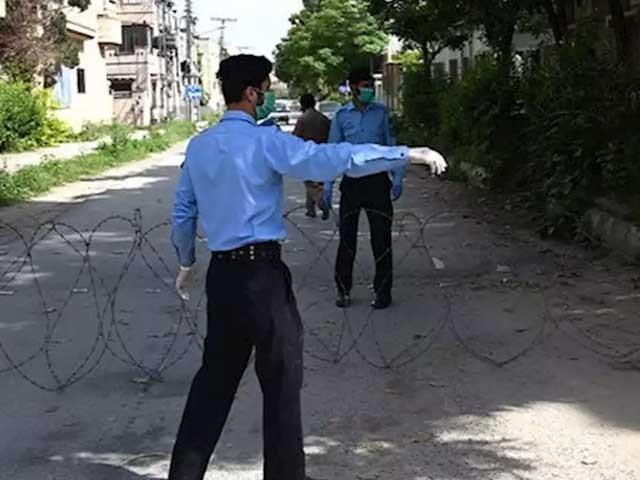 محکمہ صحت اسلام آباد نے پابندیوں کے لیے ڈپٹی کمشنر کو مراسلہ بھجوایا ہے فوٹو: فائل