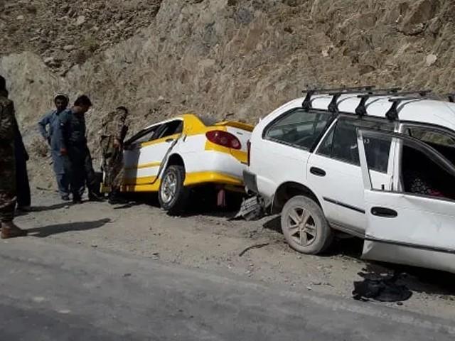دونوں حادثات ڈرائیورز کی لاپرواہی کی وجہ سے پیش آئے، افغان حکام۔ فوٹو: فائل