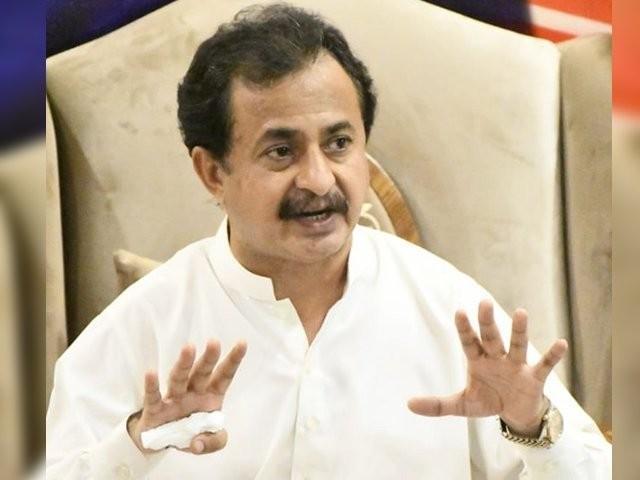 پیپلزپارٹی کراچی نہیں پاکستان دشمنی کررہی ہے، حلیم عادل شیخ