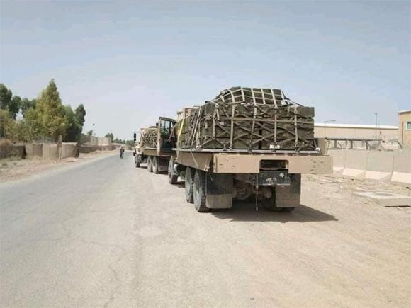 india give ammunition to Afghan Govt 5