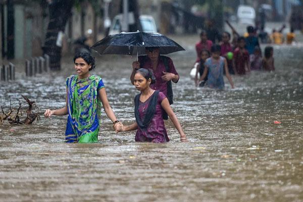 Mumbai Rain 6