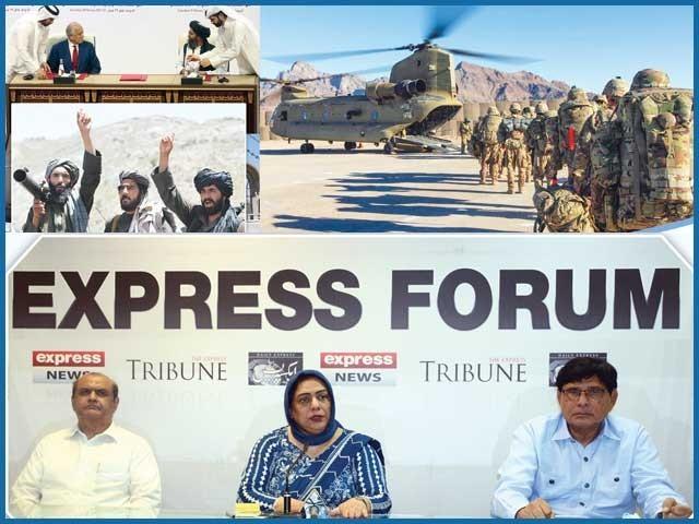 پاکستان کو افغانستان کی بدلتی ہوئی صورتحال میں قومی یکجہتی کا مظاہرہ کرنا ہوگا ۔  فوٹو : فائل
