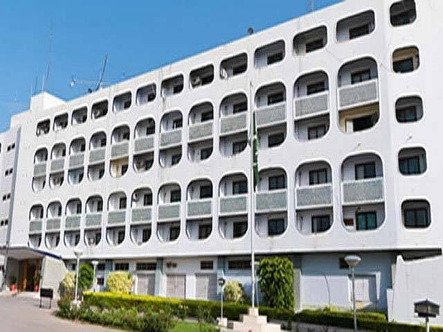 پاکستان بار بار کہہ چکا کہ اس کا افغانستان میں کوئی فیورٹ نہیں، دفترخارجہ۔فوٹو:فائل