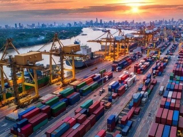 ملکی تجارتی خسارے میں 81فیصد کا اضافہ ،3 ارب 5 کروڑ ڈالر رہا ،ریسرچ رپورٹ ۔  فوٹو : فائل